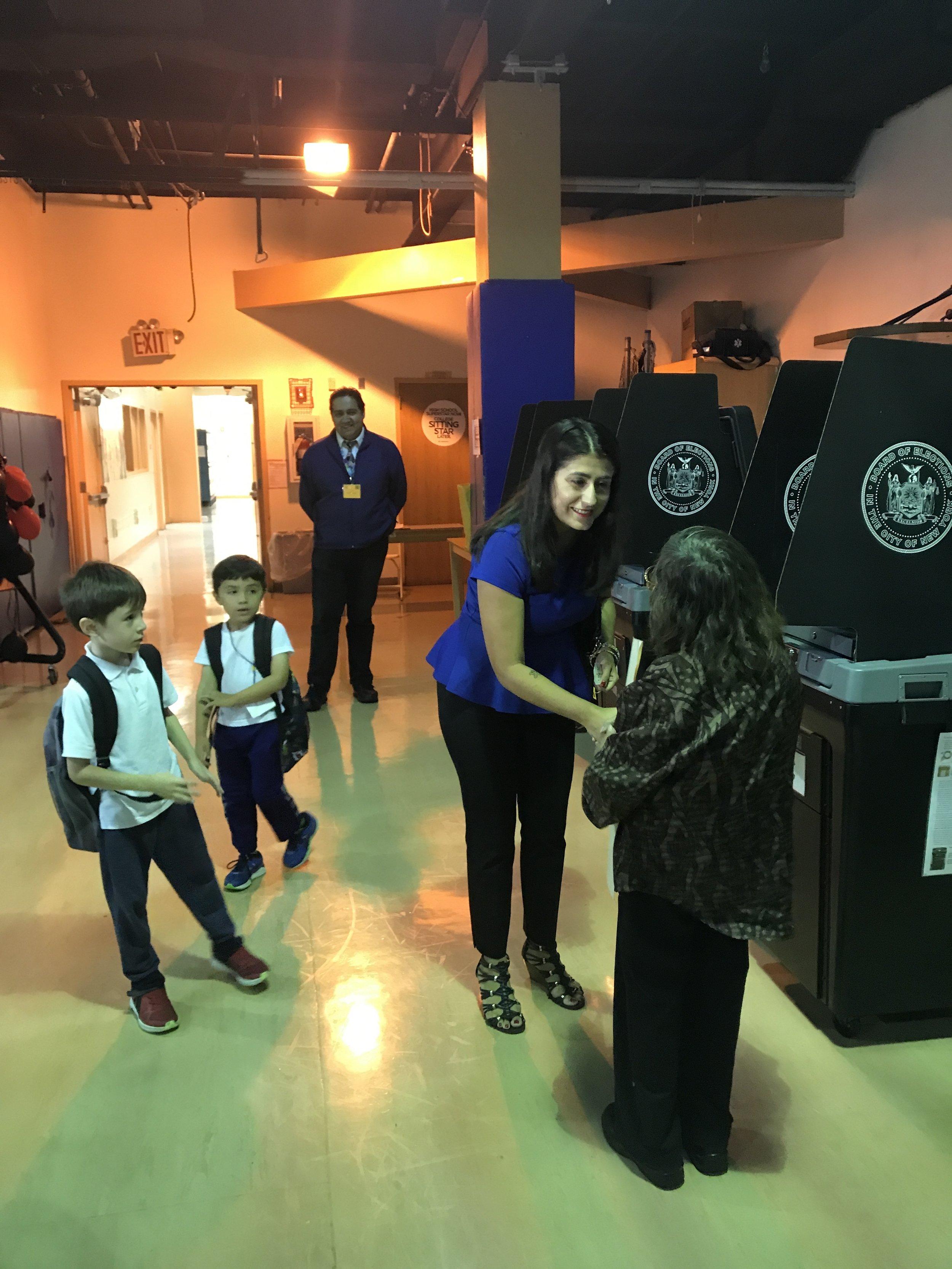 State Sen.-elect Jessica Ramos. Photo courtesy of Jessica Ramos.