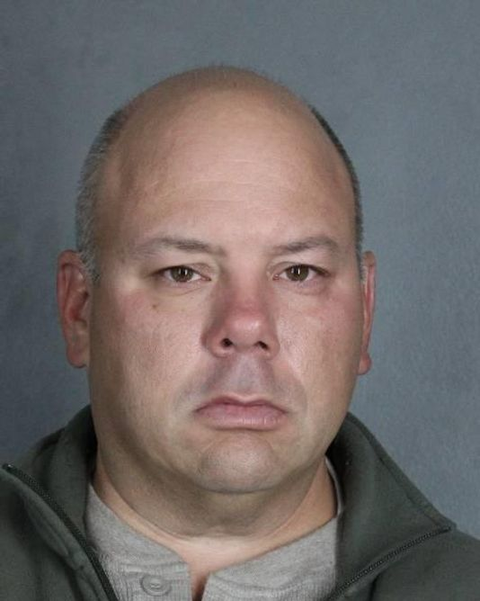 Mugshot of Eric Werner. Photo courtesy of Westchester County Police Department.