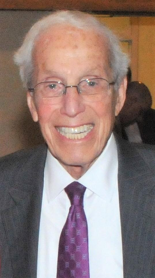 Judge Seymour Boyers died Monday. Funeral services will take place Thursday, Jan. 10. Photo courtesy of the Queens County Bar Association.