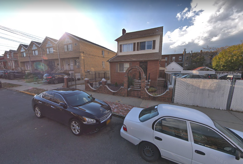 42-18 163rd St. in Murray Hill. Photo via Google Maps.