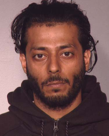 Police say Mohamed Saleh escaped NYPD custody. Photo courtesy of the NYPD.