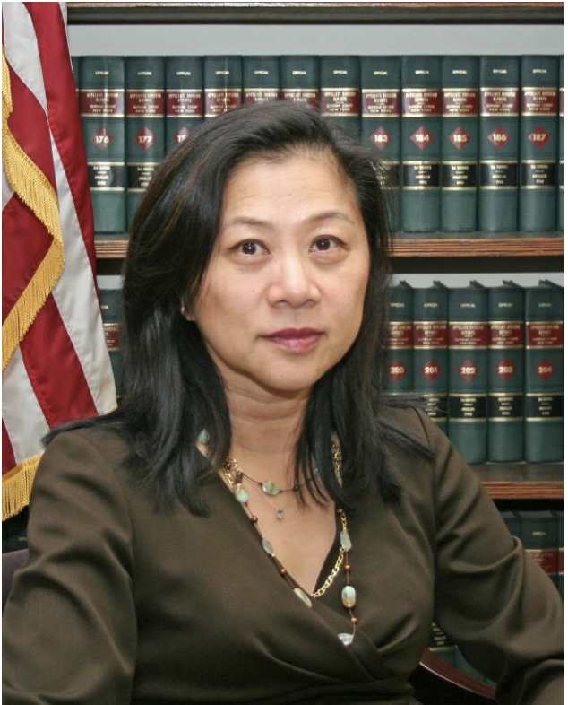 Judge Toko Serita.  Photo via NY Courts