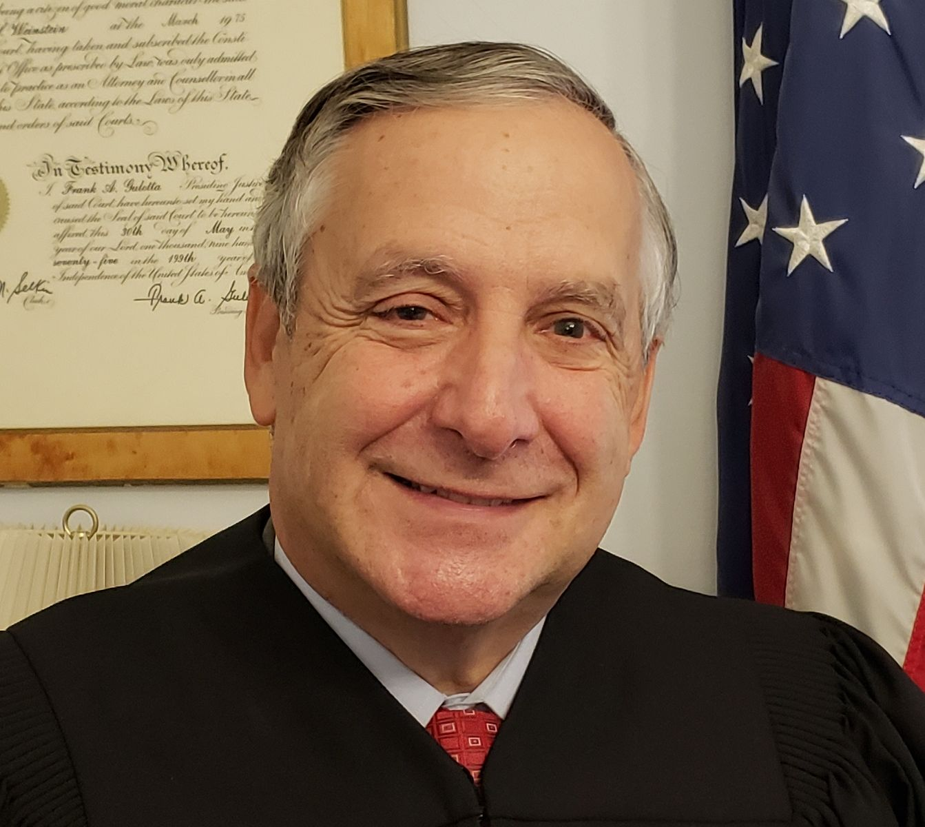 Justice Jeremy Weinstein, Administrative Judge in the Queens Supreme Court, Civil Term. Photo courtesy of NY Courts