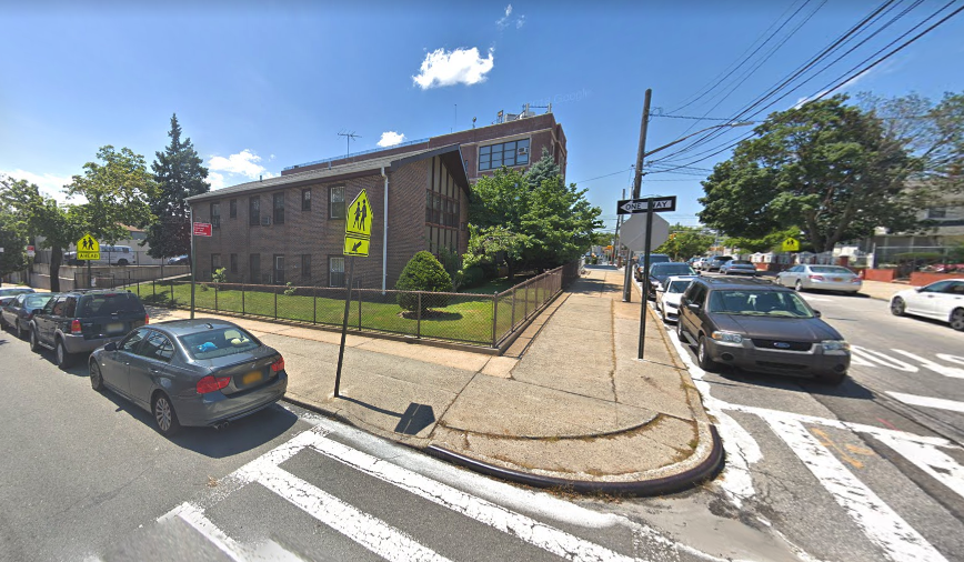 St. Jared Majella Church. Image via Google Maps.