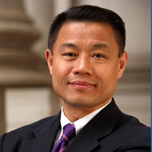 State Sen. John Liu. Photos courtesy of the Queens Chamber of Commerce.