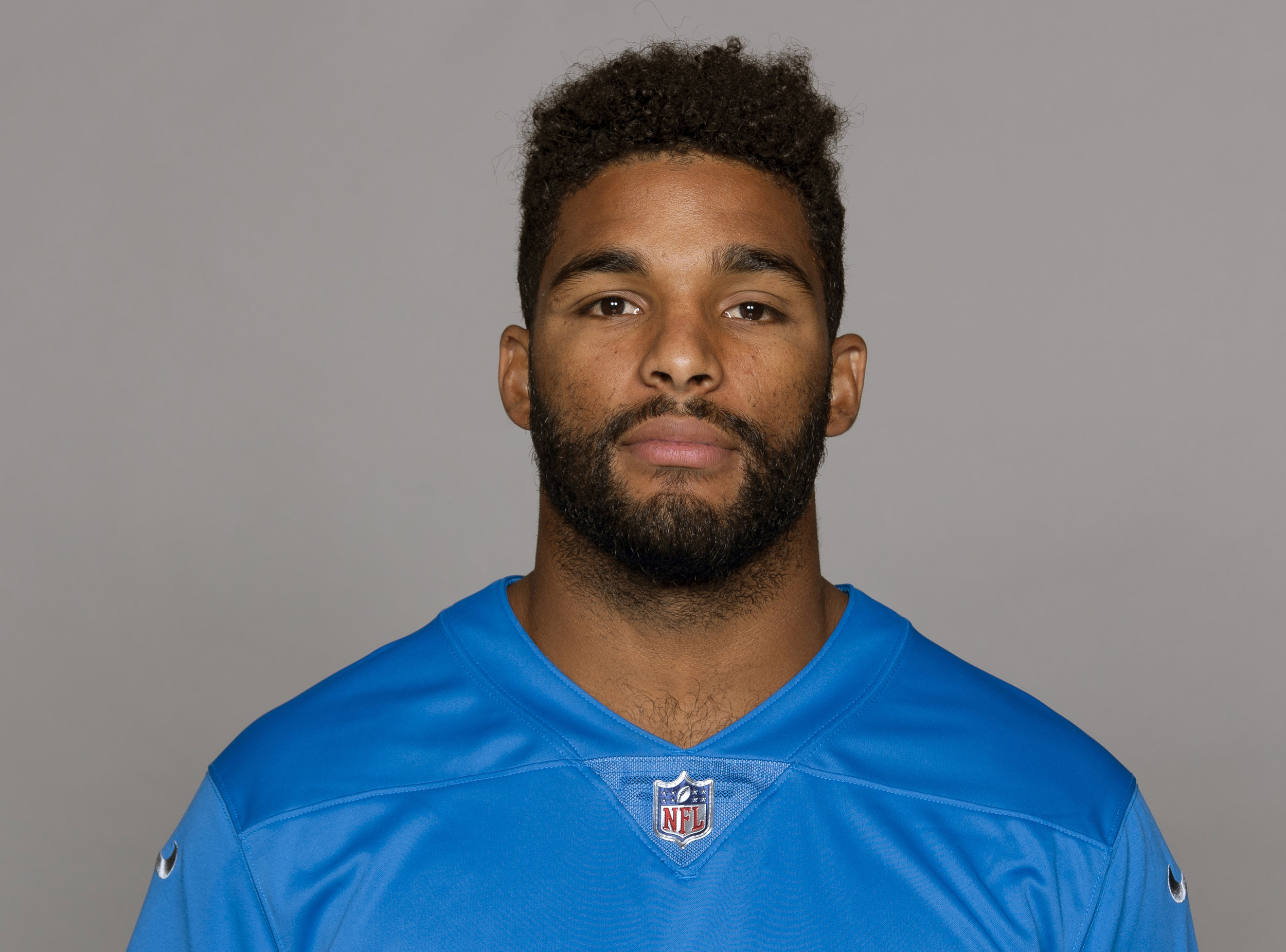 Detroit Lions Linebacker Trevor Bates was arraigned by video conference in Queens Criminal Court. AP Photo.
