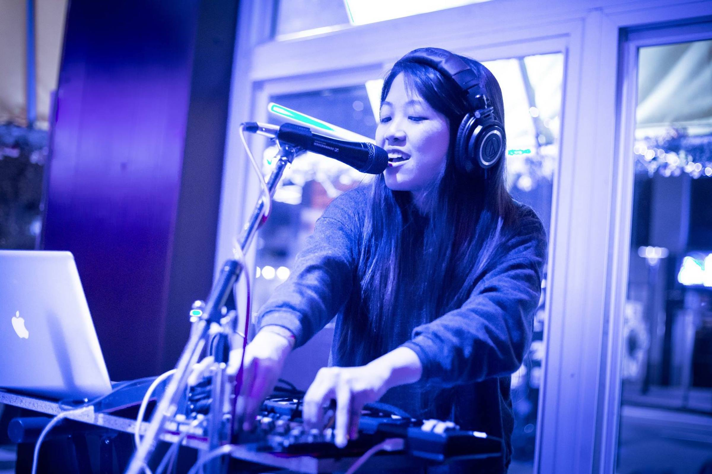 Claire Marie Lim.