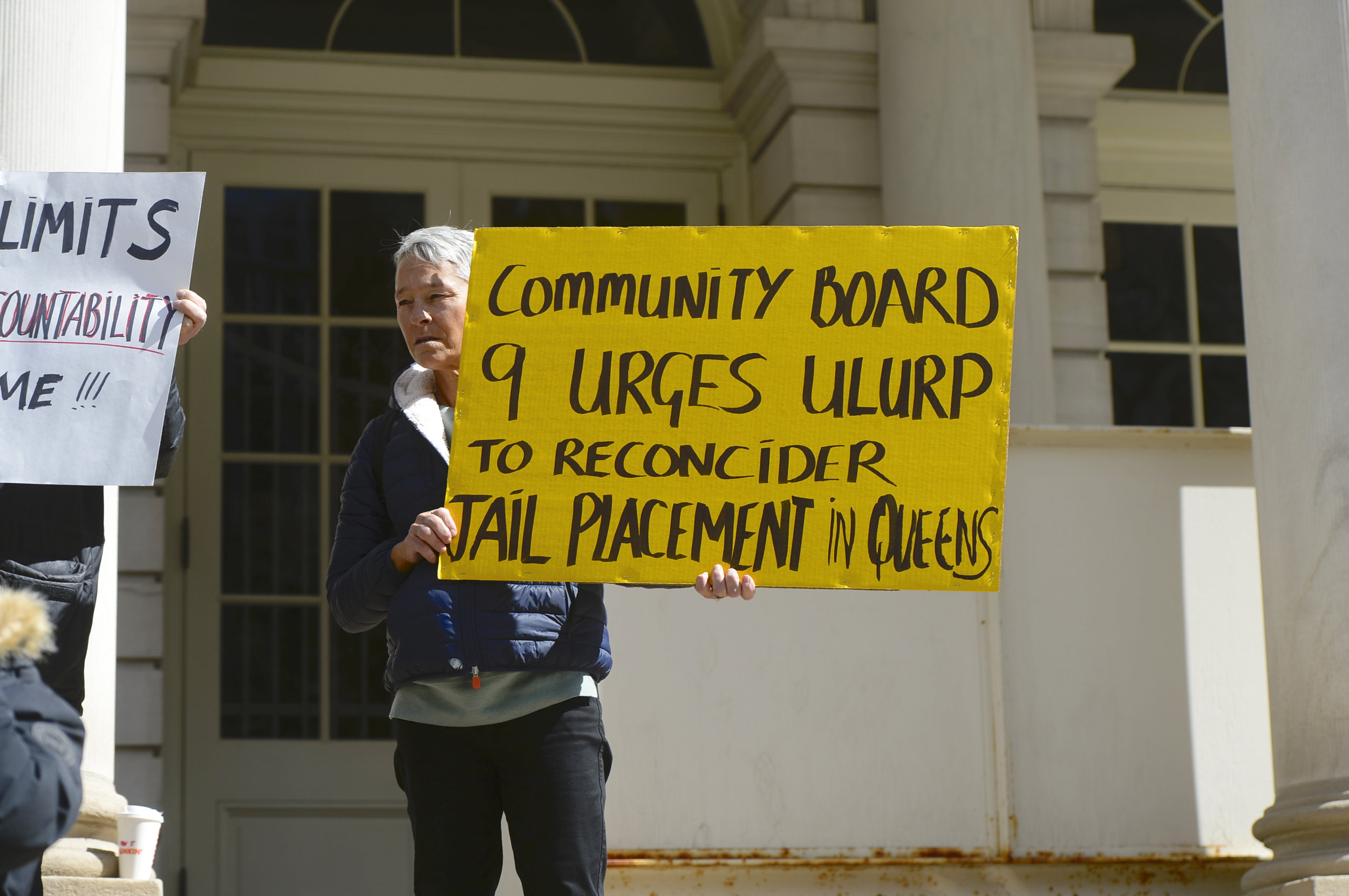 Community Board 9 voted unanimously in favor of a resolution denouncing the jail earlier this month.