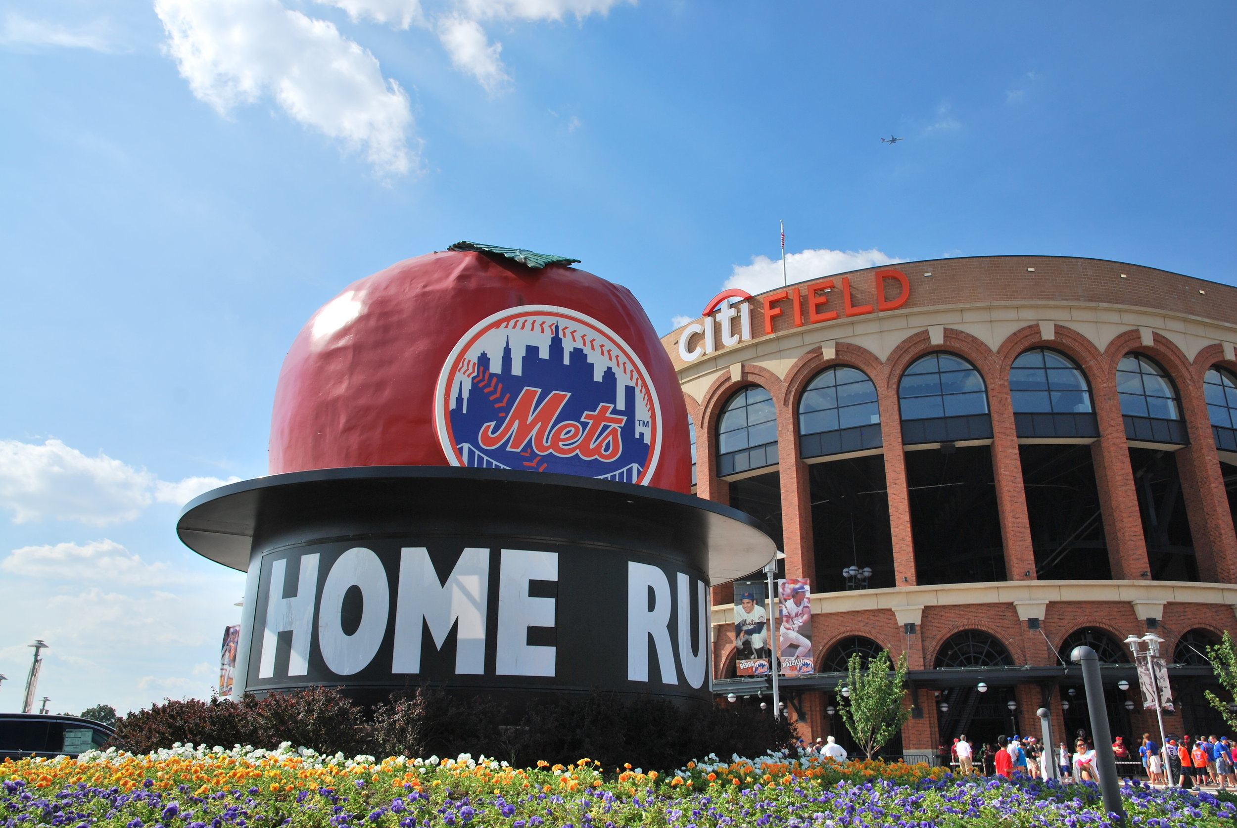 Citi Field hosted the Mets home opener on Thursday, but there's a lot more than baseball going on at the ballpark this spring. Photo by slgckgc/Flickr.