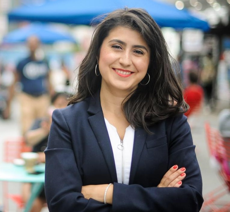 State Sen. Jessica Ramos has endorsed Tiffany Cabán for Queens DA. Photo via Ramos' office