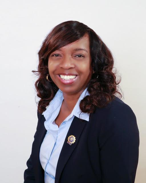 United Probation Officers Association President Davalnie Powell. Photo courtesy of UPOA.