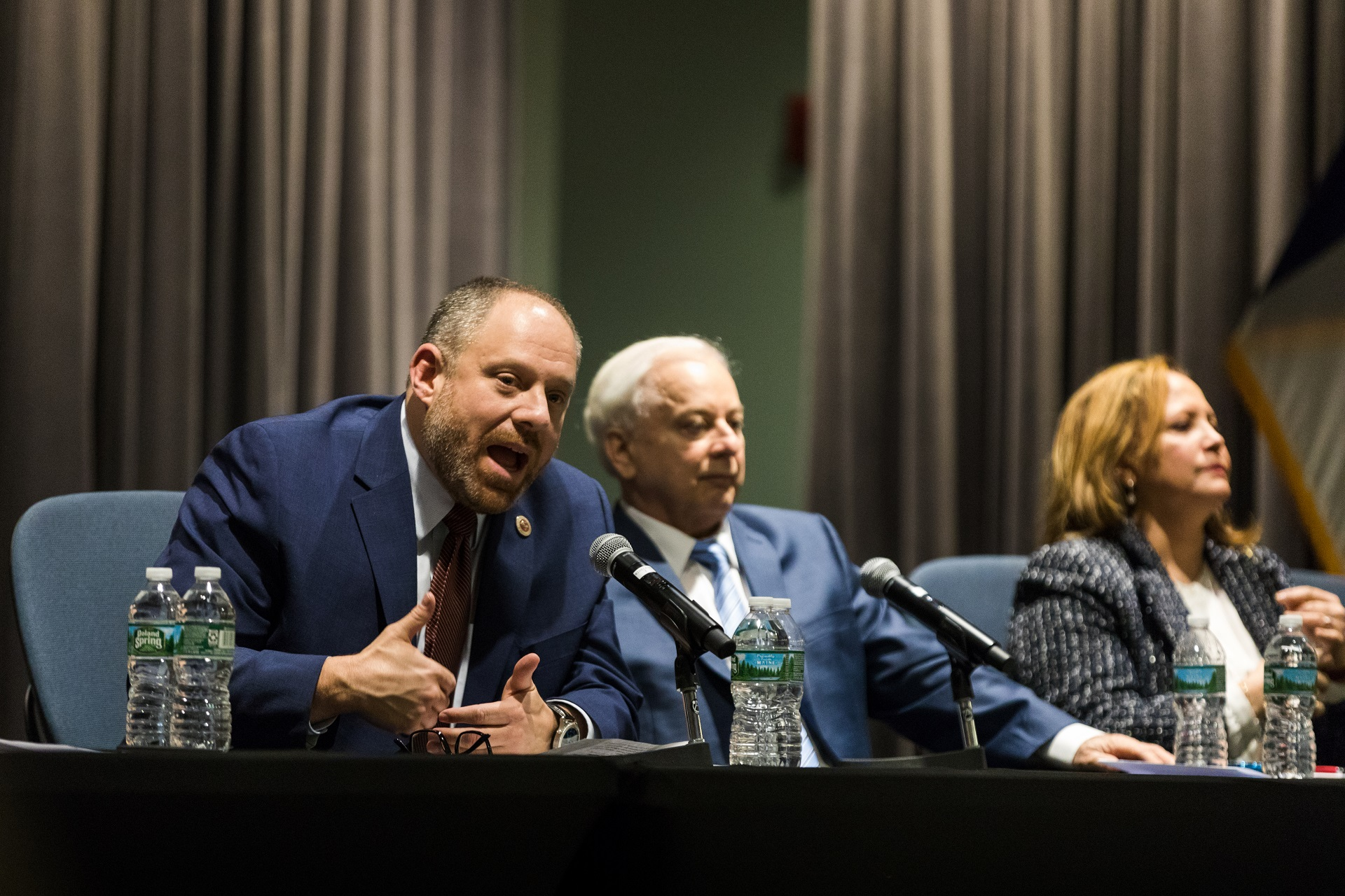 Councilmember Rory Lancman said he would release the Queens DA's database of information that could taint a police officer's testimony.  Eagle  file photo by Paul Frangipane