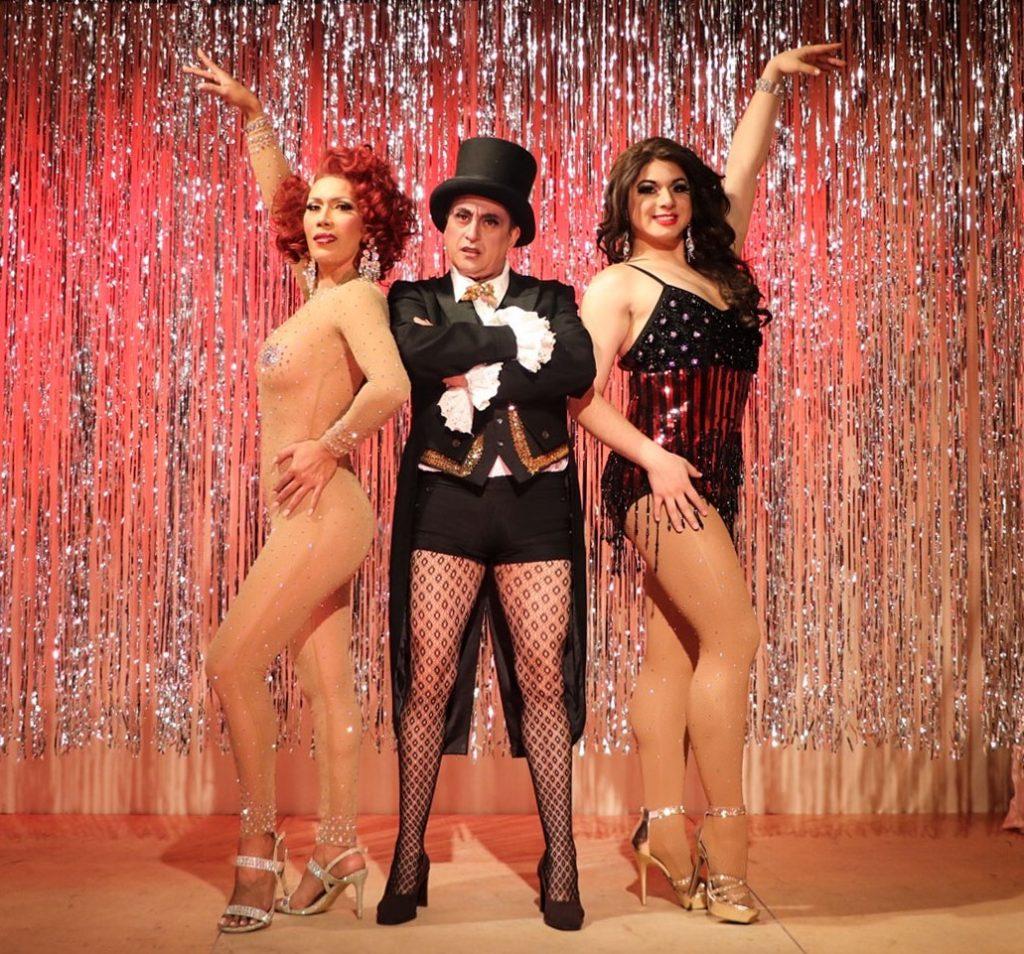 Reinas de la Noche is back by popular demand with the special collaboration of transgender artist Pamela Sue Martin. Photo via Queens Tourism Council