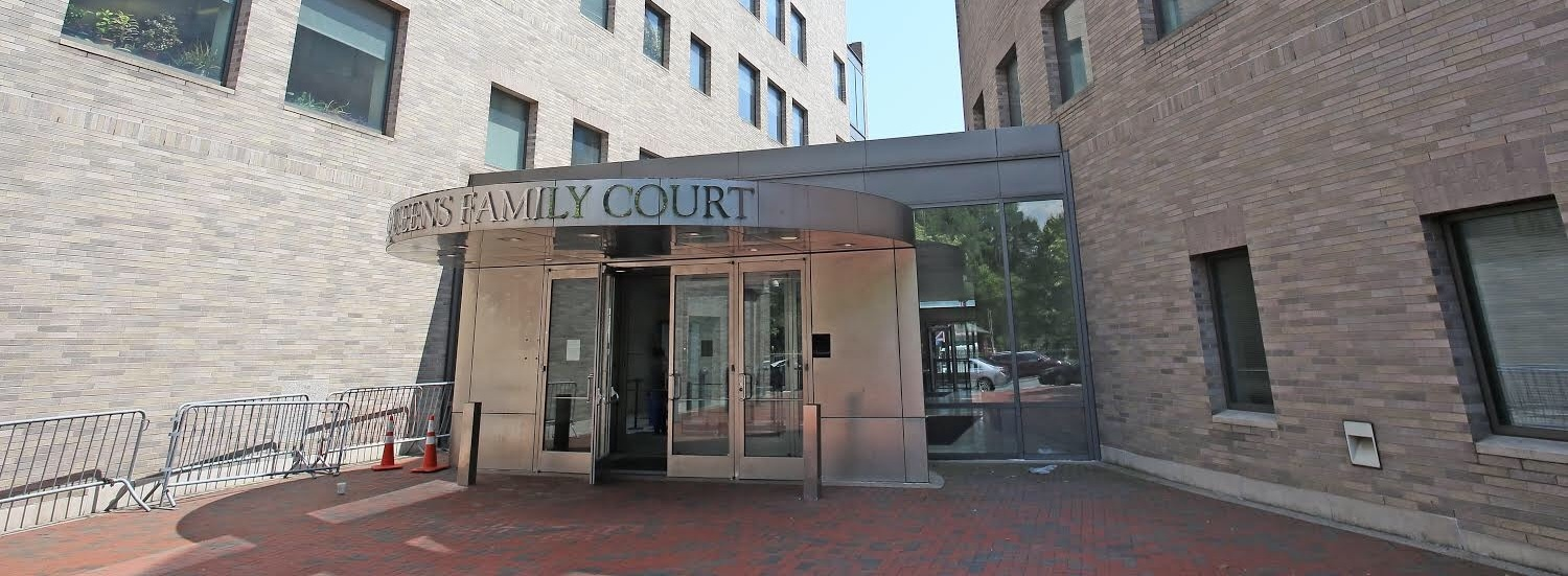 Queens Family Court.  Eagle  photo by Andy Katz