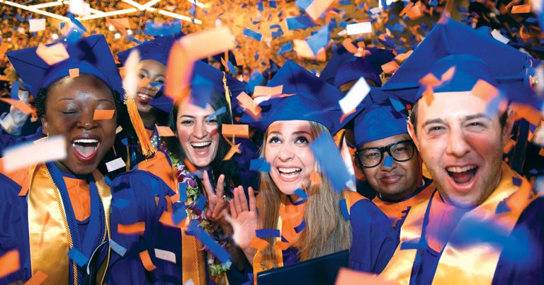 Queens CUNYs will graduate the class of 2019 with an array of accomplished speakers. Photo courtesy of CUNY.