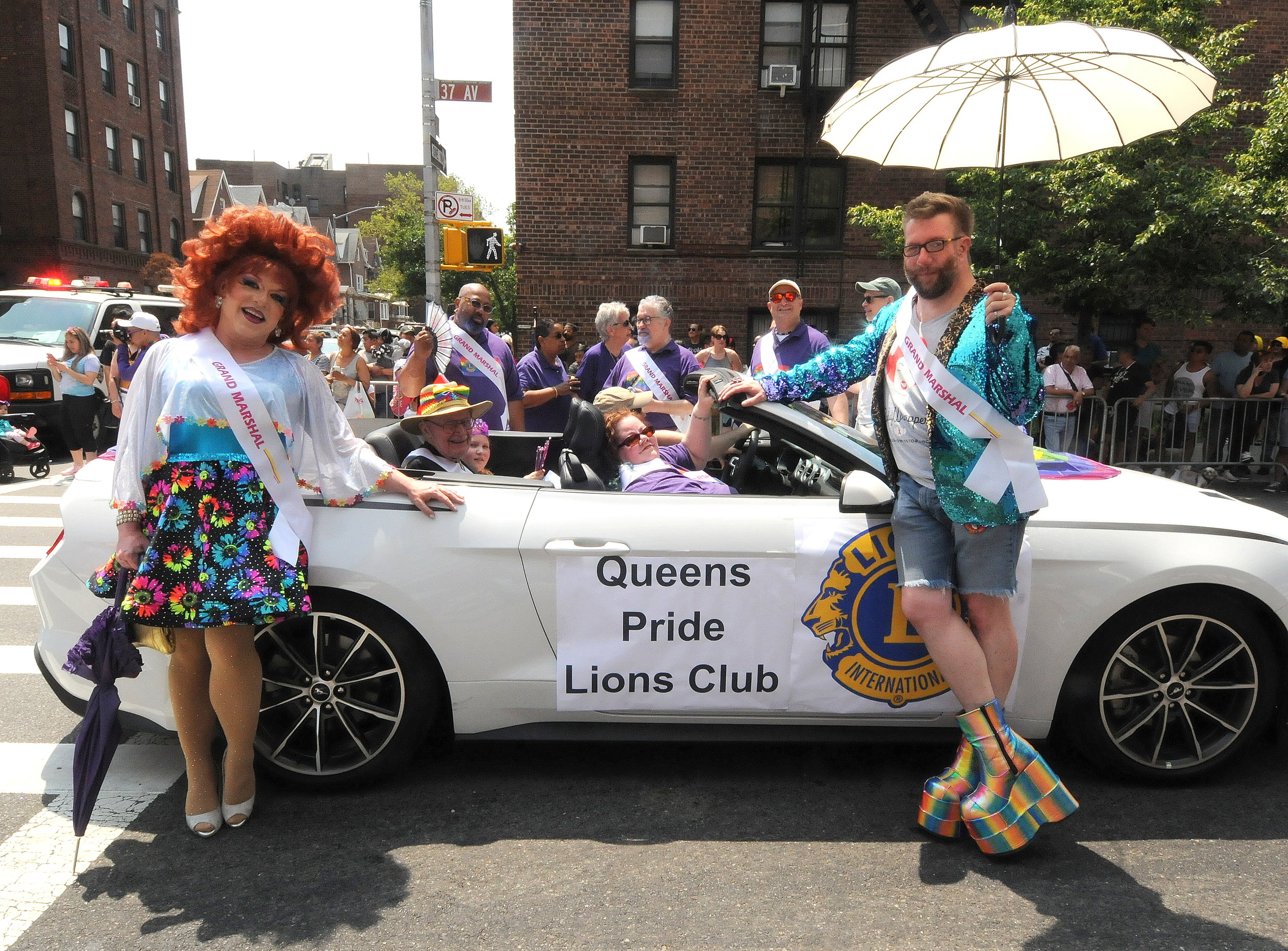The Queens Pride Lions Club.