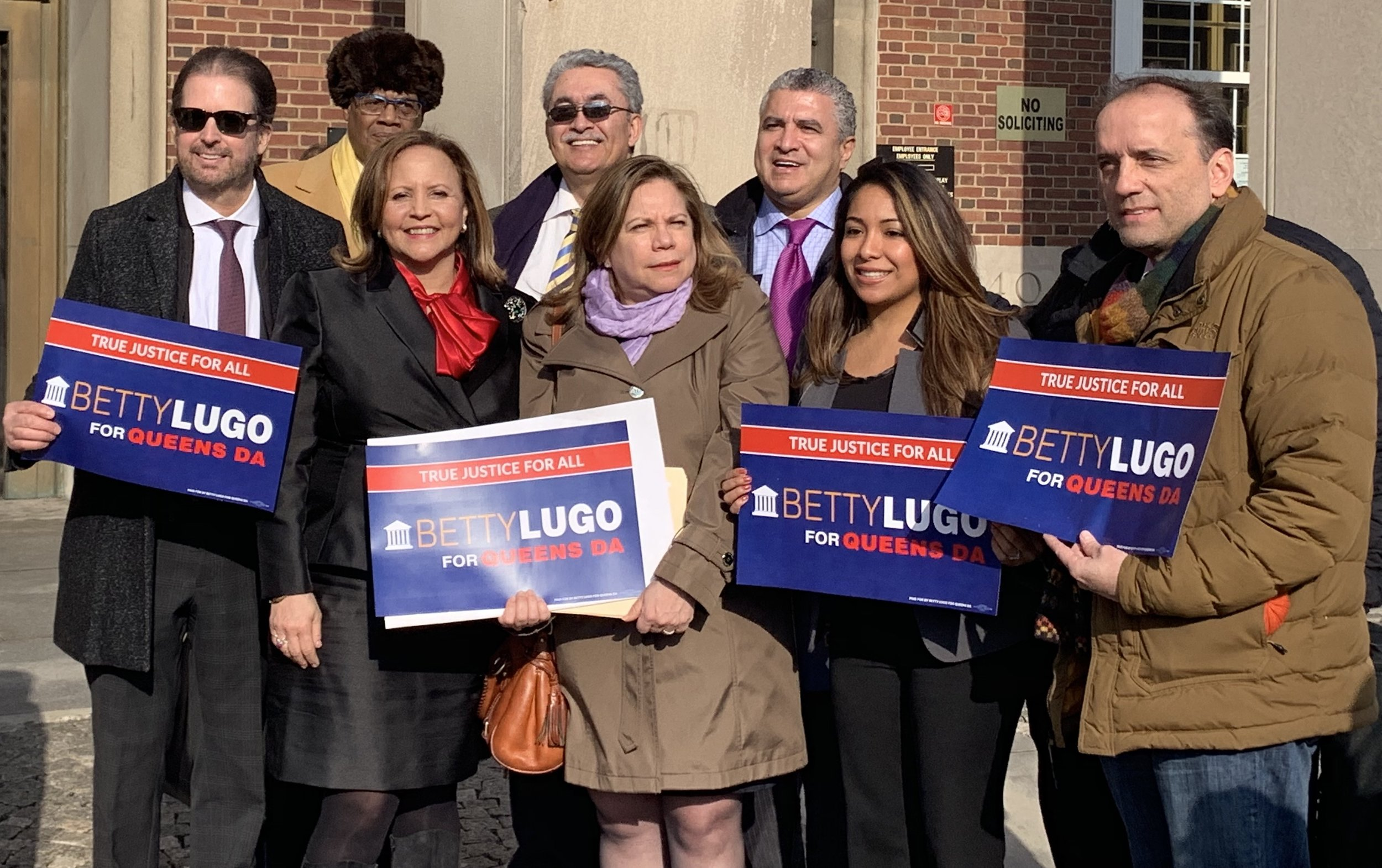 Betty Lugo is an attorney and candidate for the Democratic nomination for Queens DA. Photo courtesy of Lugo.
