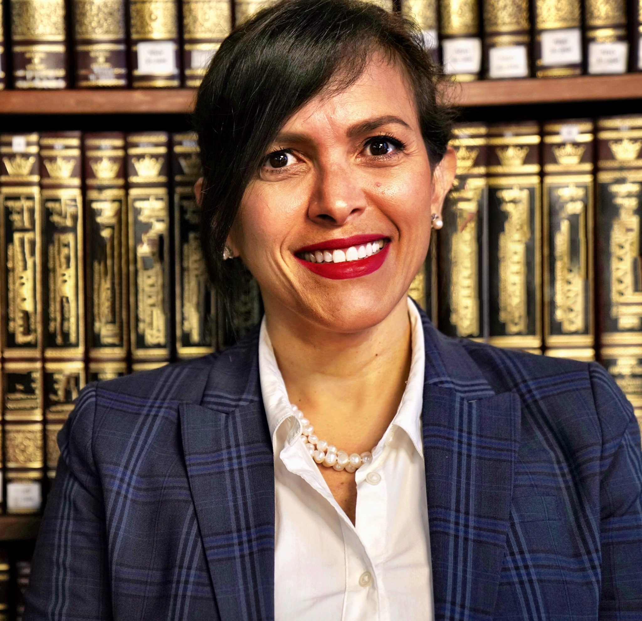 Lumarie Maldonado Cruz defeated Wyatt Gibbons by more than 20 percentage points in the first contested Democracy primary for a Queens Civil Court judgeship in decades. Photo courtesy of Lumarie Maldonado-Cruz.