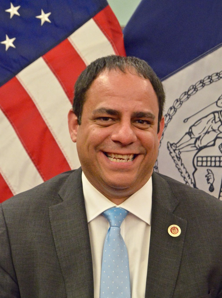 Councilmember Costa Constantinides represents the 22nd Council District and serves as chairperson of the Council's Environmental Protection Committee. Photo courtesy of Councilmember Costa Constantinides.