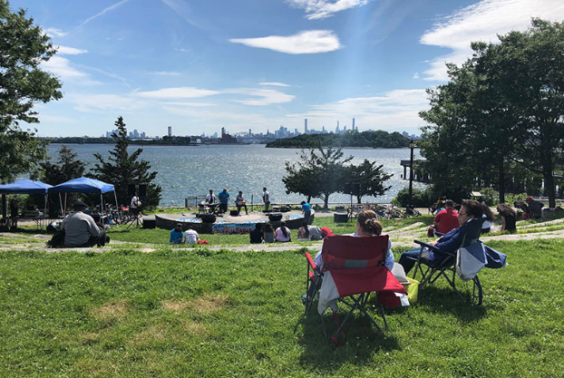 The Comprehensive Waterfront Plan is up for renewal in 2020. The city is soliciting input from Queens residents. Photo via the Department of City Planning.