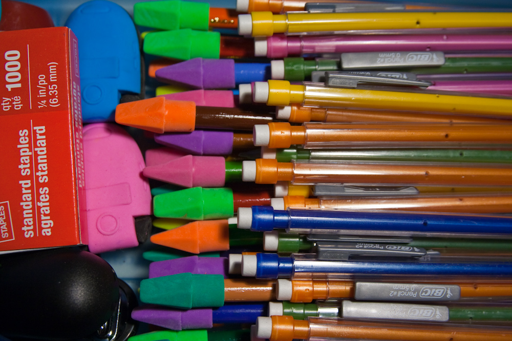 Queens residents can donate school supplies and backpacks for students experiencing homelessness at Queens Borough Hall in Kew Gardens. Photo by  Steven Depolo via Flickr .