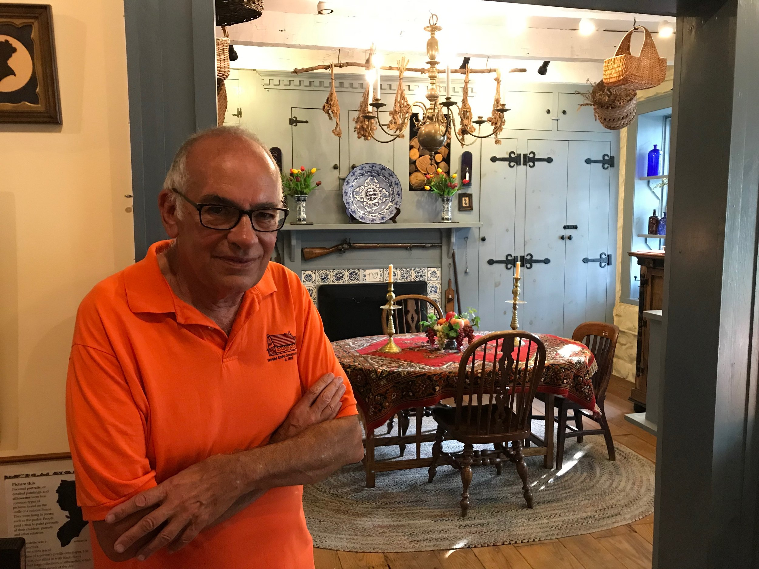 Greater Ridgewood Historical Society President Steve Monte said the Battle of the Boroughs event was the first in annual borough vs. borough series.