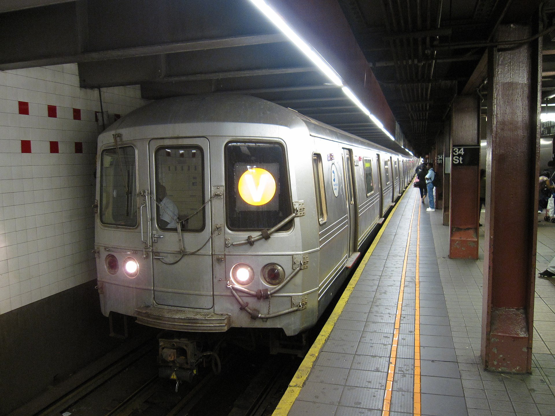 How The Short Lived V Train Altered