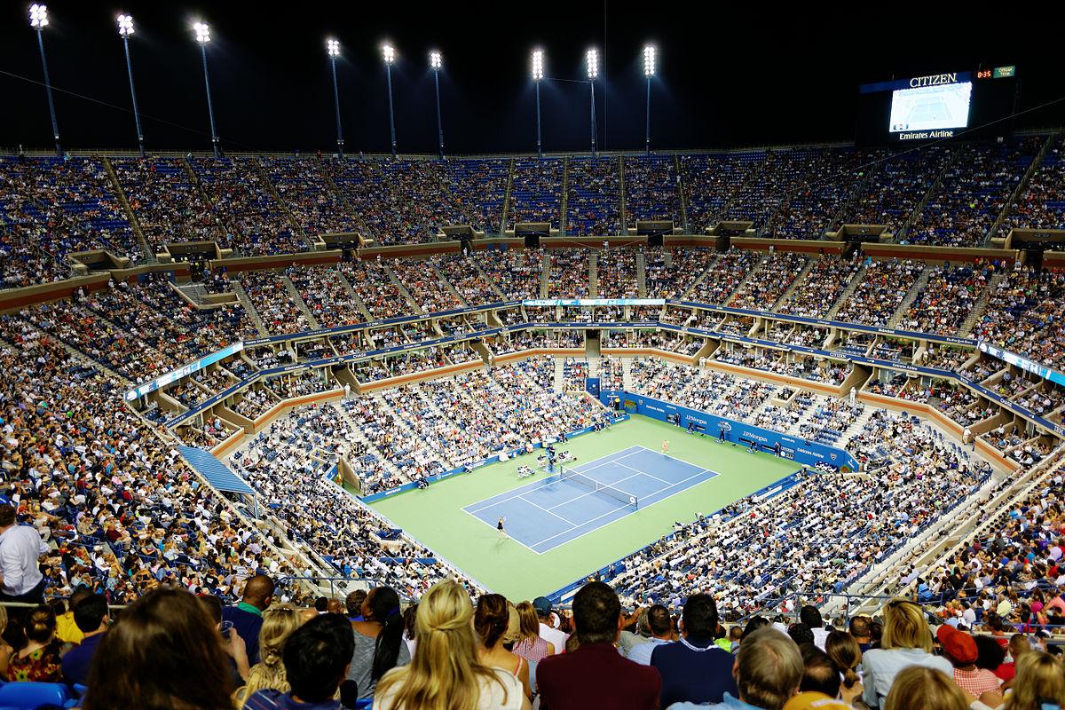 City Comptroller Scott Stringer audited the USTA Tennis Center and found that it had been underreporting revenue. Steven Pisano via Wikimedia.