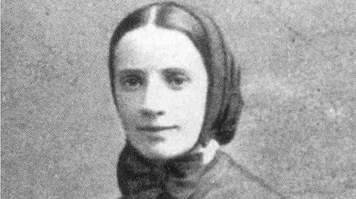 Francesca Xavier Cabrini was an Italian immigrant who dedicated her life to education, nurturing orphans and missionary work. Image in the public domain, via Wikimedia Commons.