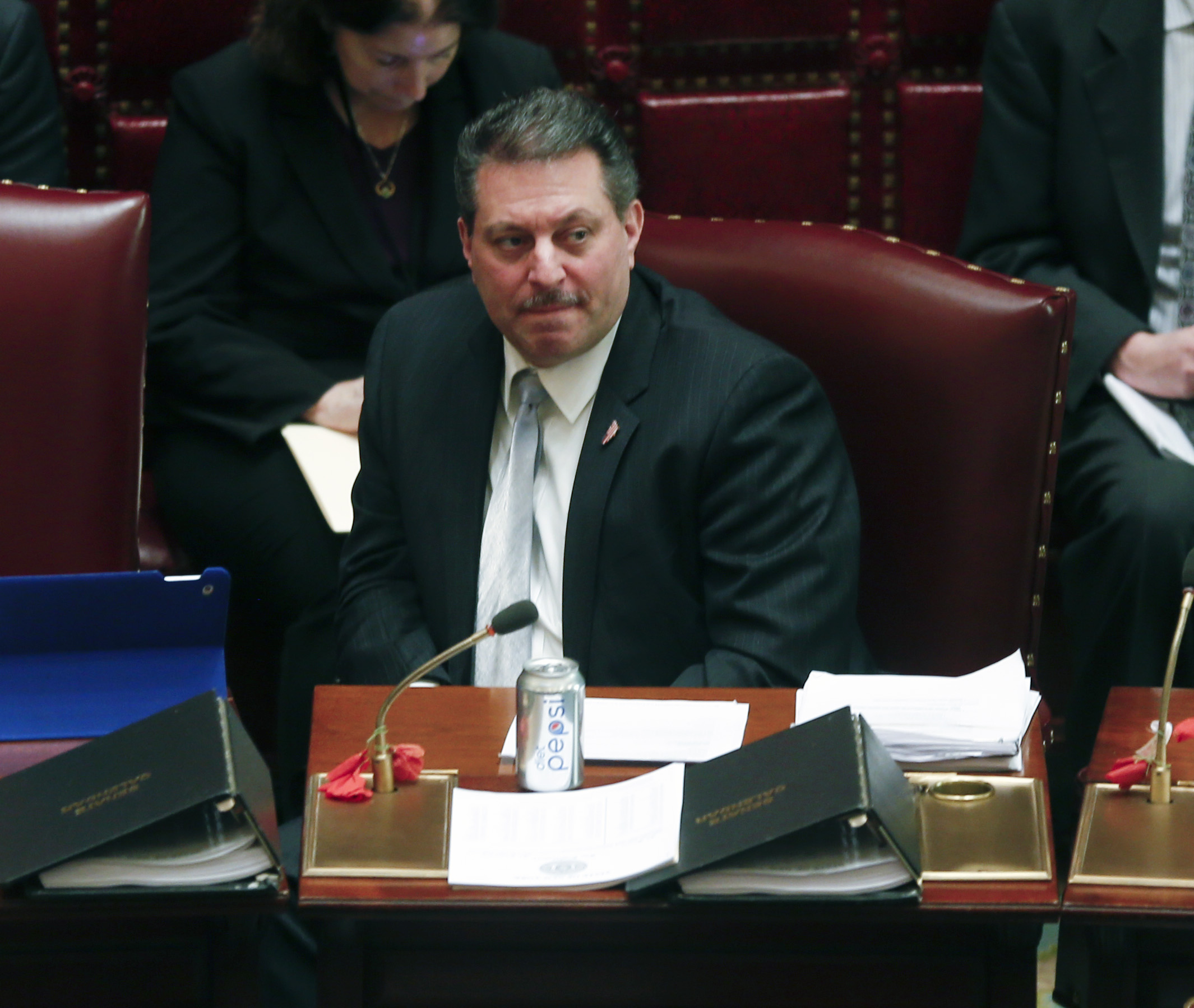 "State Sen. Joseph Addabbo wrote a letter to First Lady Chirlane McCray asking for more information about why the the city's ""She Built NYC"" initiative did not select Cabrini for a statue even though she received the most votes. AP Photo/Mike Groll."