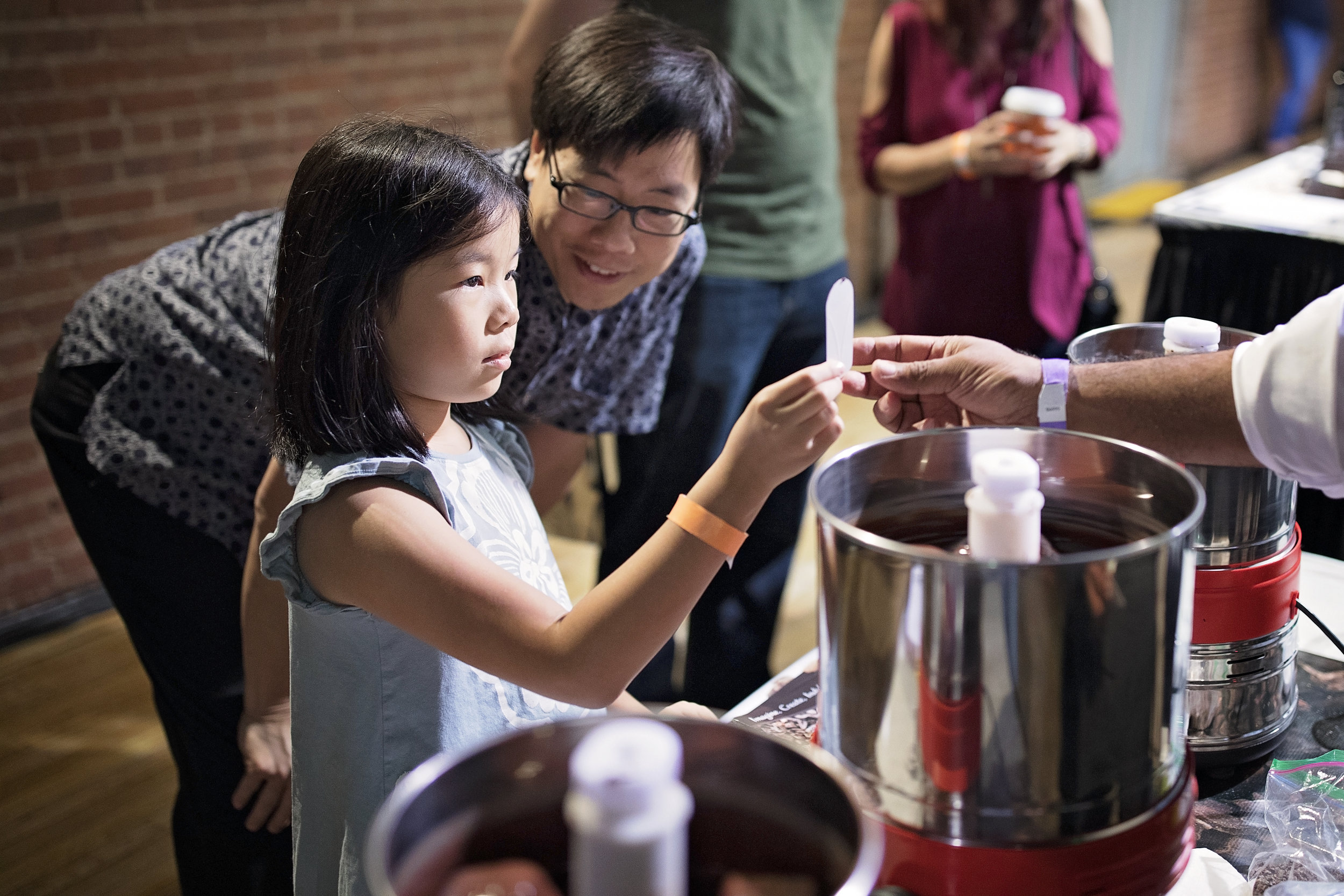Kids and parents alike are invited to indulge their sweet tooth. Photos courtesy of The Big Chocolate Show.