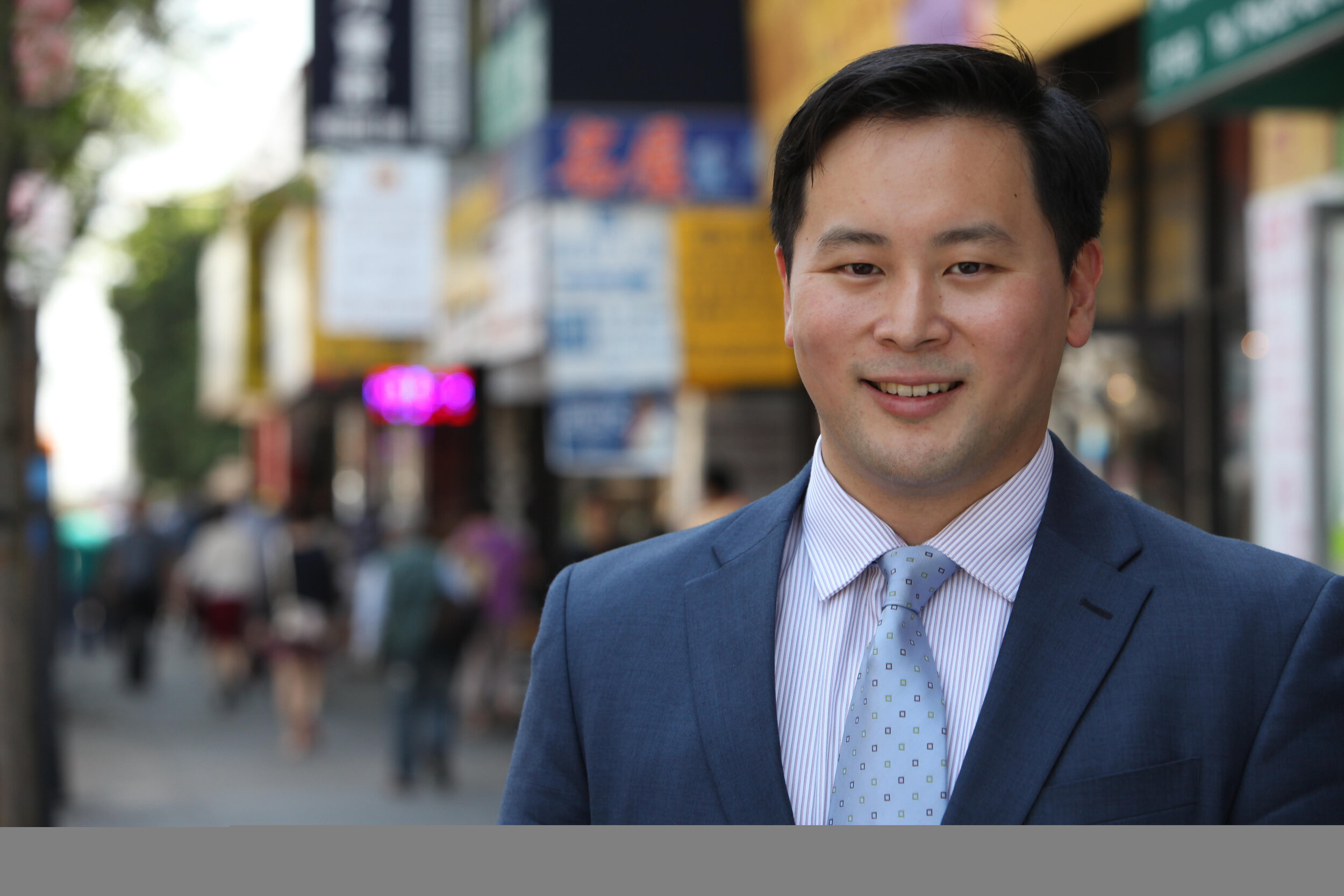 Assemblymember Ron Kim. Photo courtesy of Ron Kim's office