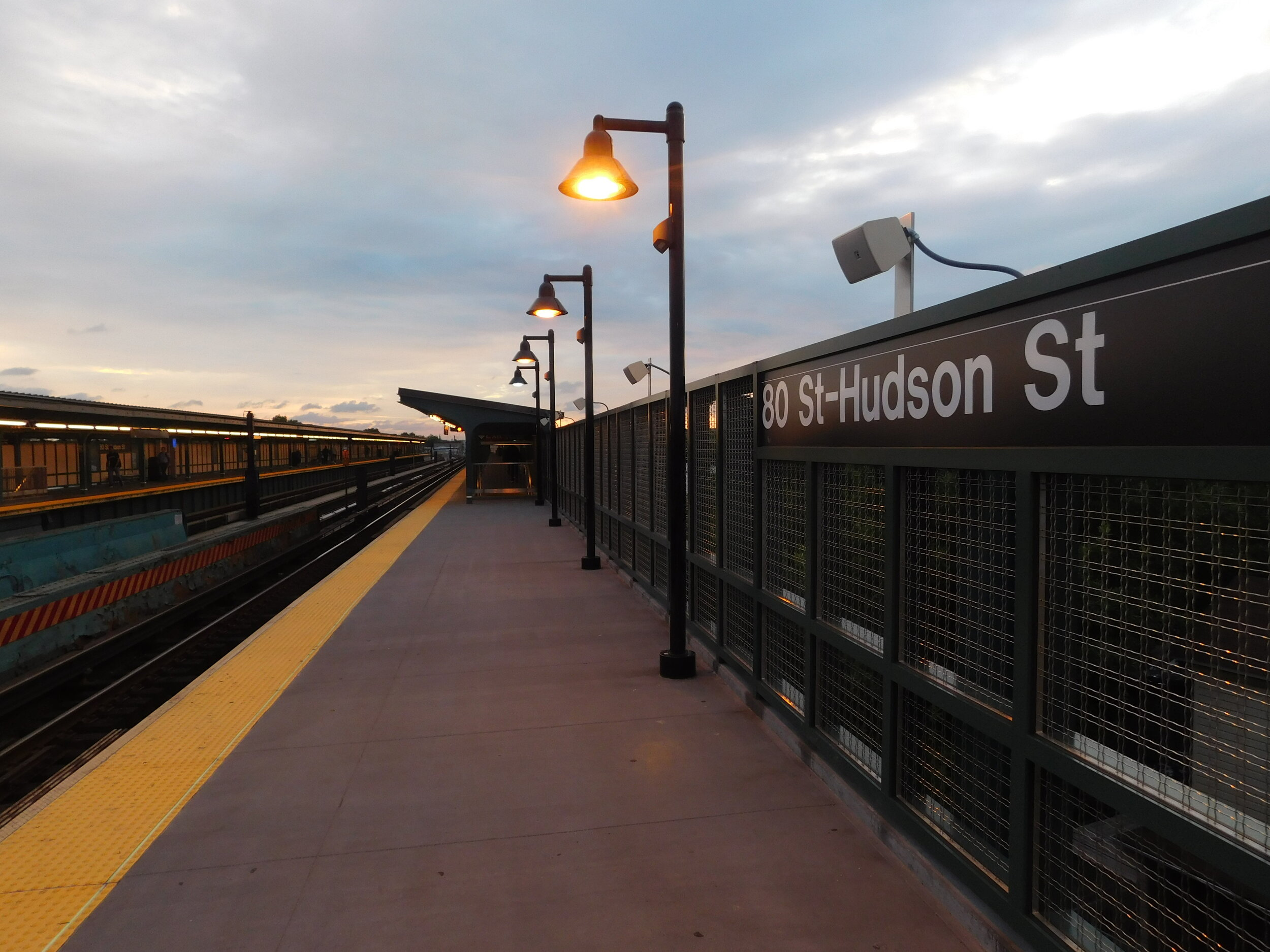 A series of attacks in Ozone Park, including one Friday at the 80th Street-Hudson Street A Train station, have galvanized community members who are participating in a rally for security today. Photo by  Adam Moss/Flickr .