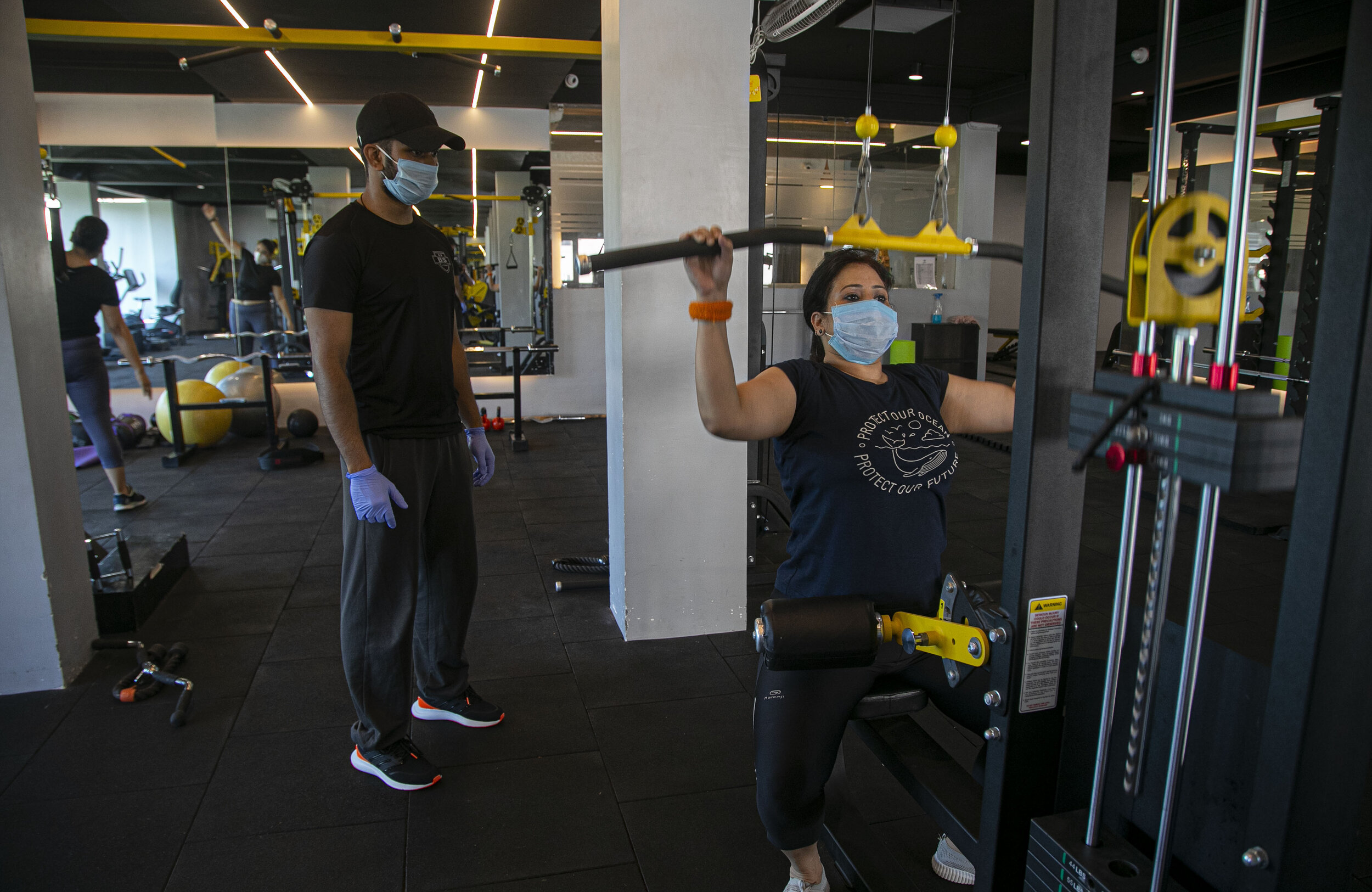 NYC gyms set to reopen Sept. 2. Will you be going back? — Queens Daily Eagle