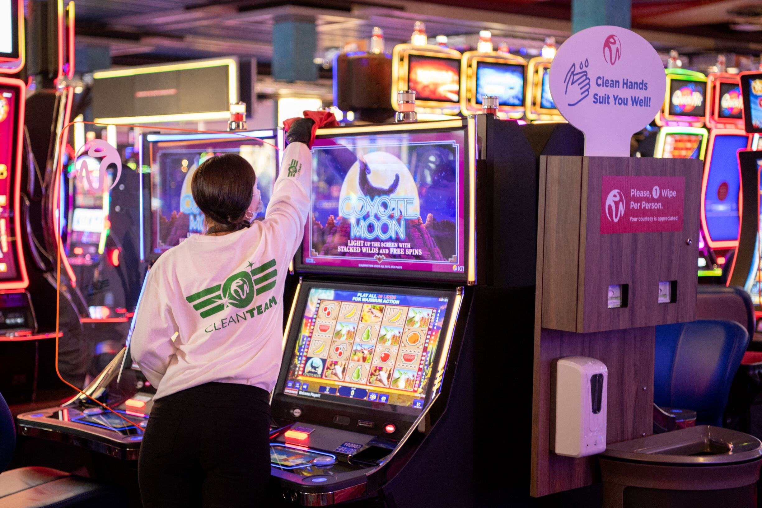 Queens casino, once a COVID testing site, is set to reopen — Queens Daily  Eagle