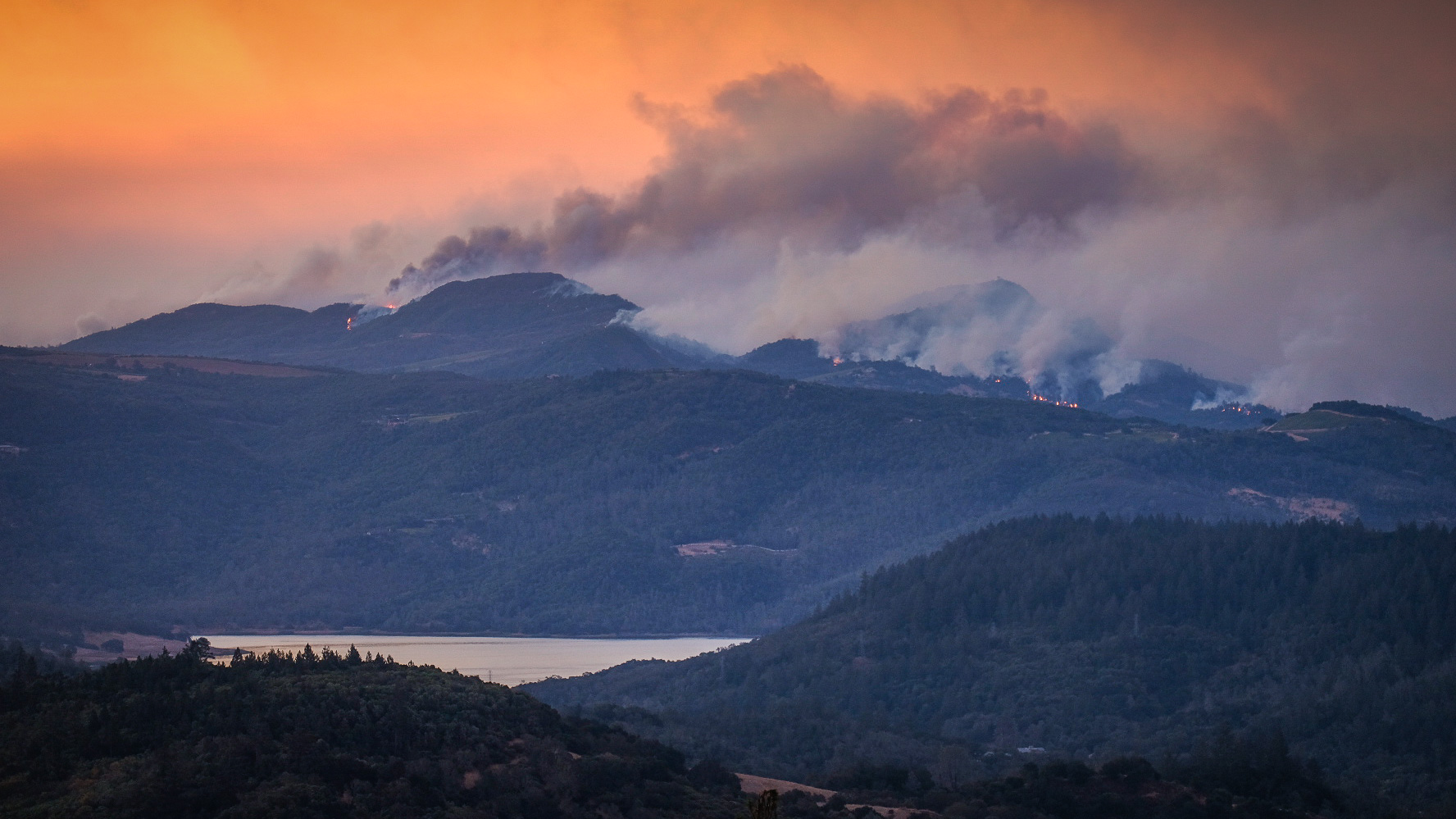 Napa California Fires