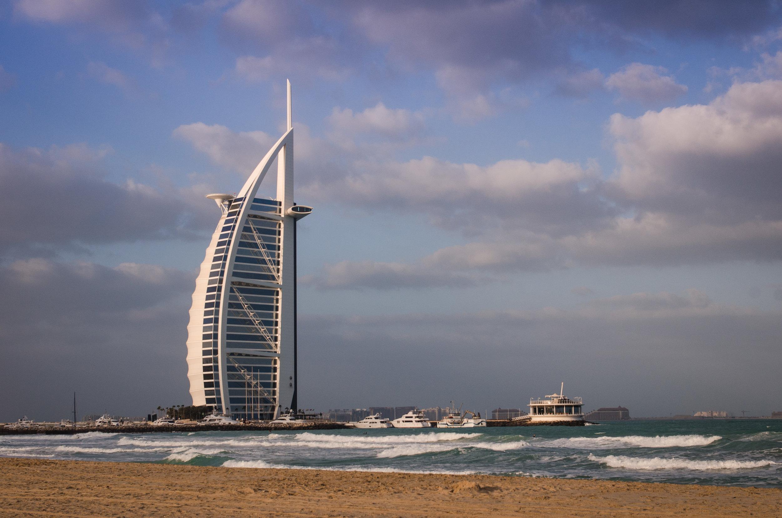 Burj Al Arab Jumeirah, Dubia