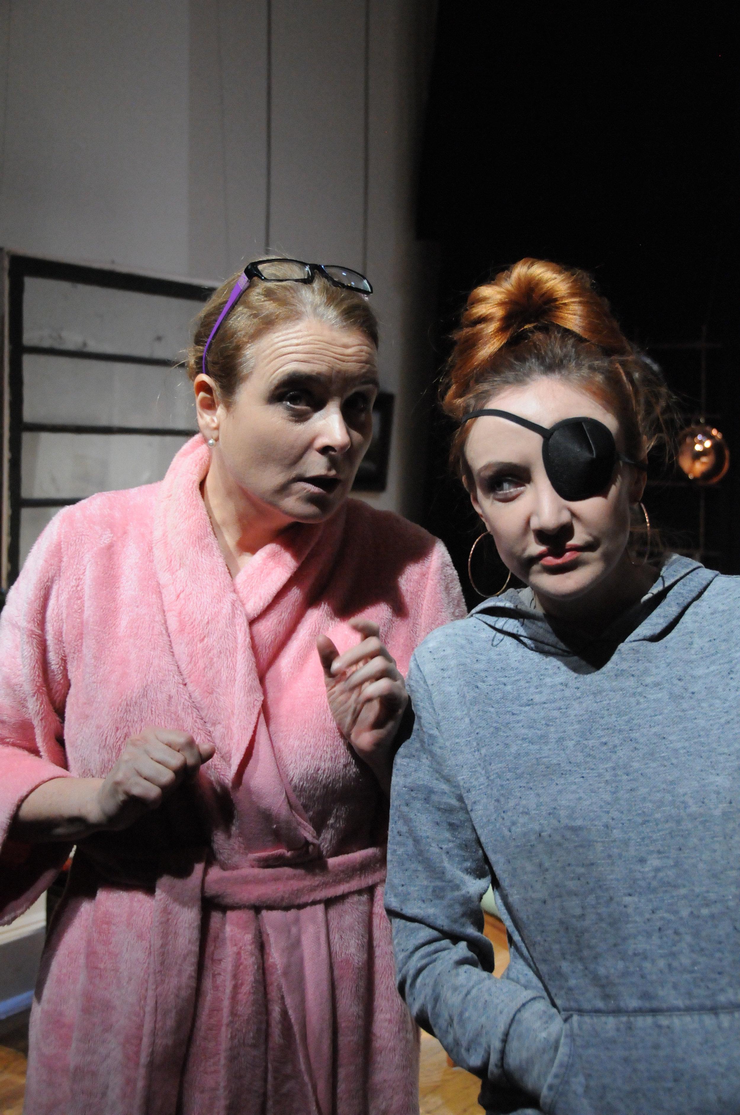 Nancy and Bridget conspire.jpg
