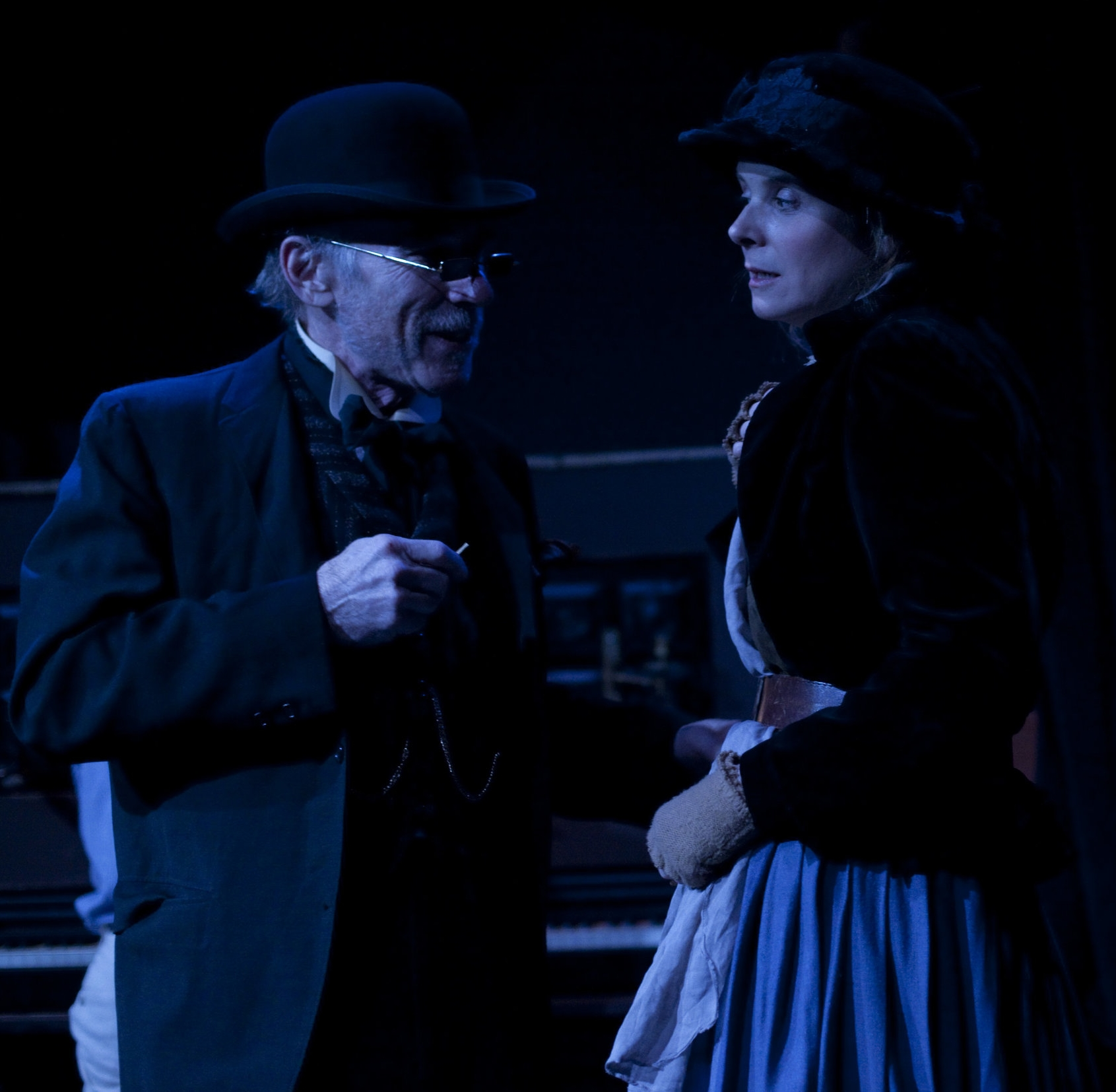 """UNDER THE GASLIGHT,"" WITH MARTY MCDONAGH AT METROPOLITAN PLAYHOUSE"