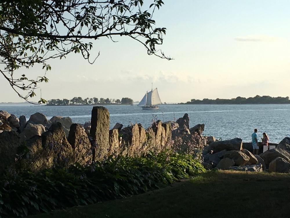 Enders Island, Mystic, CT