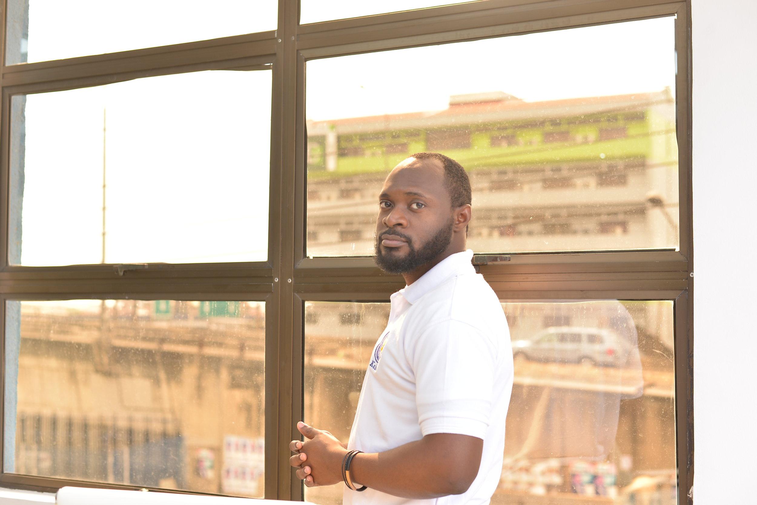 IFE OYEDELE II  Co-Founder & Chief Technical Officer, Kobo360