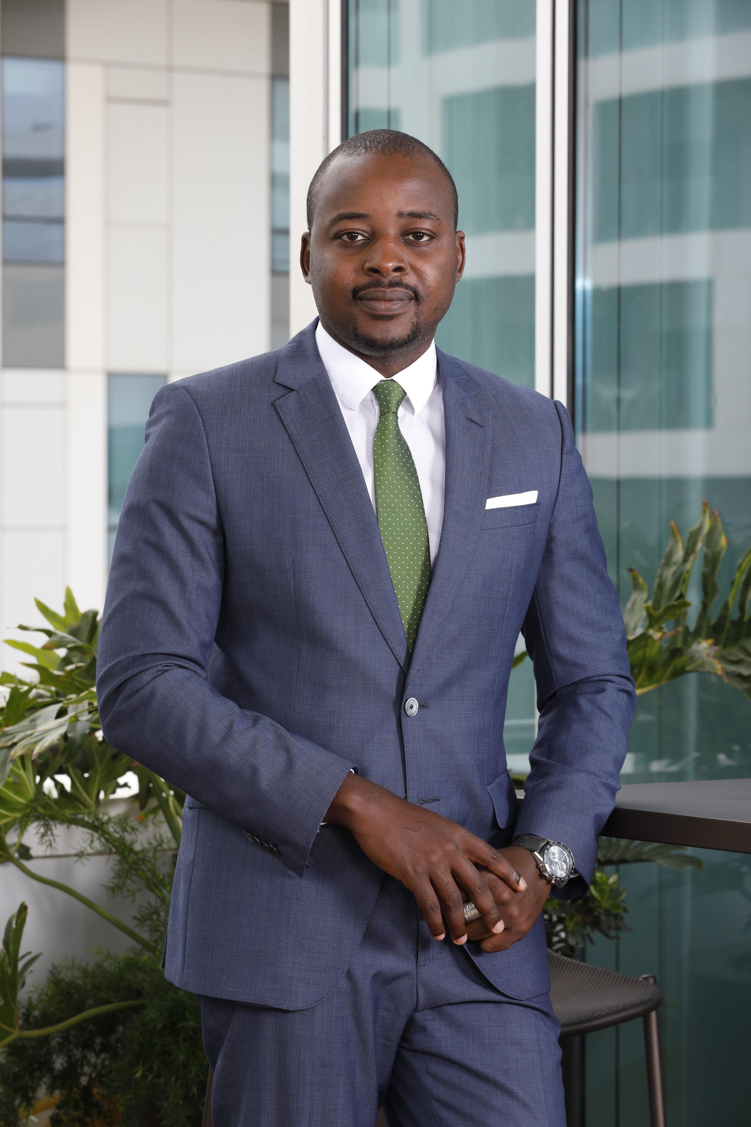 KADER HASSANE  Principal Investment Officer, Africa50