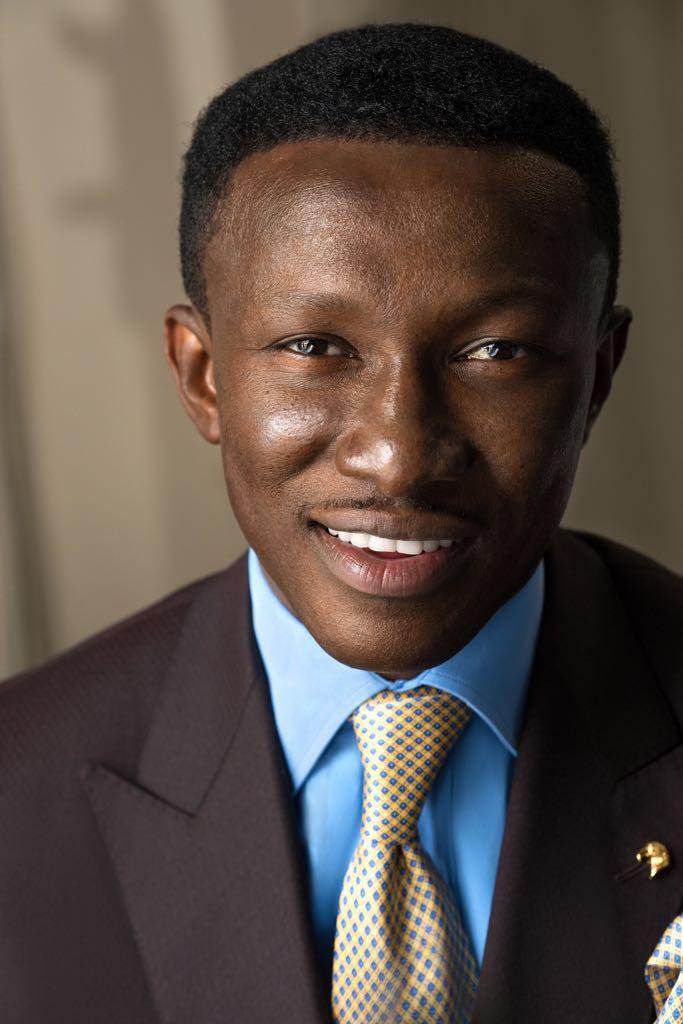 NANA KWAME BEDIAKO  Chief Executive Officer, Kwarleyz Group