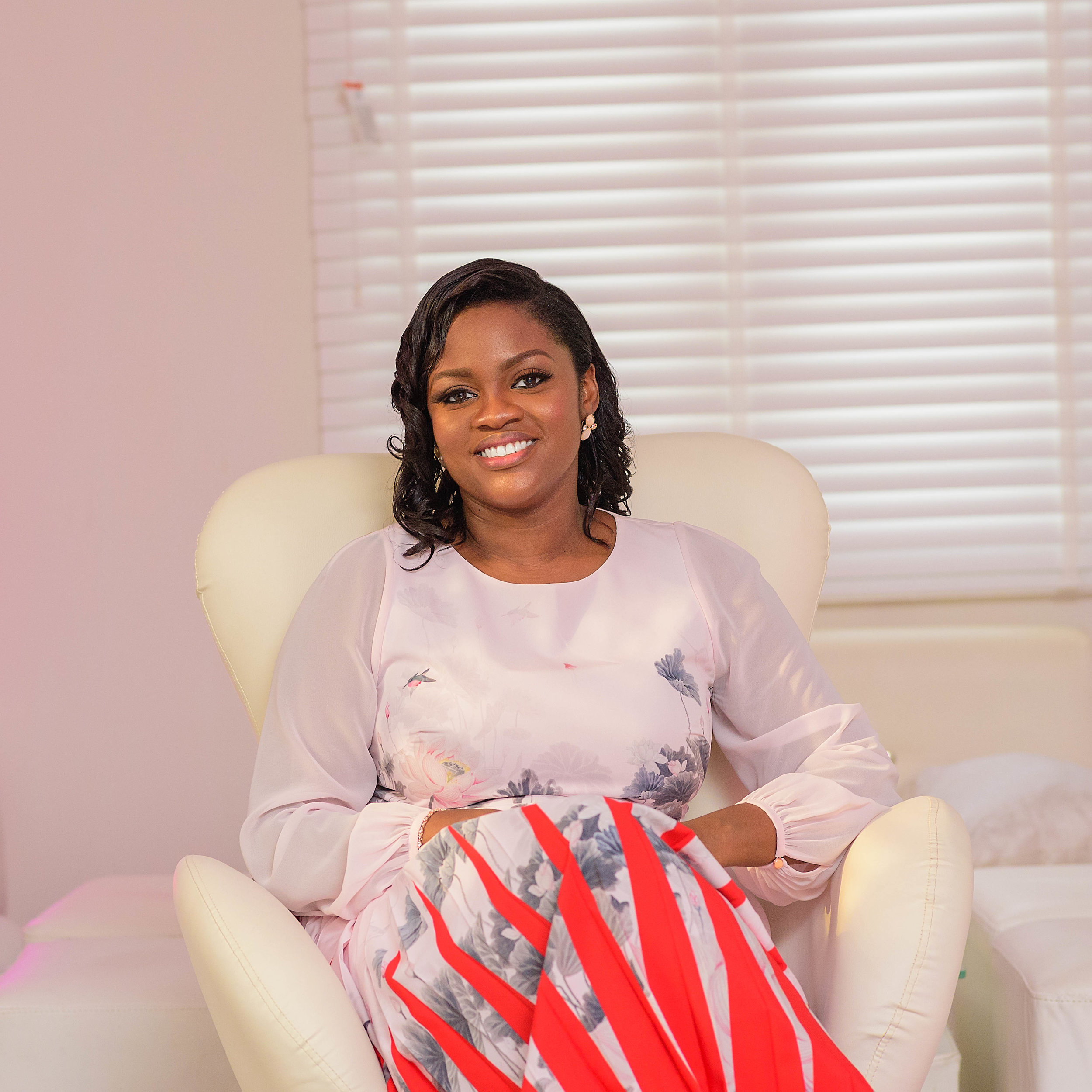 ABISOLA TOLU-ODUTOLA  Founder and CEO Of Mumspring