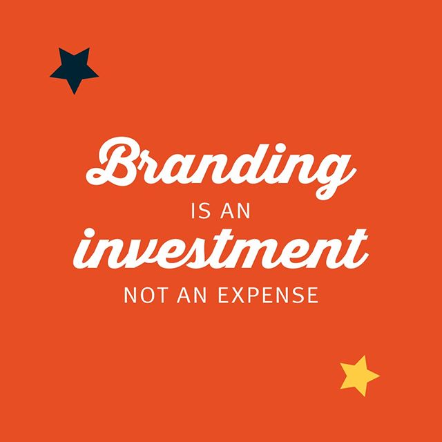 """Branding is an investment, not an expense"" It's a long term solution, something that grows with your business. It gives you a professional image, elevates your reputation and connects with your target audience. If you need any help with your logo or branding, feel free to message me on here 🙌 #thebrandingfox⠀ .⠀ .⠀ .⠀ .⠀ .⠀ #mycreativebiz #supportingsmallbusinesses #womeninbusiness #expectgreatthings #creativebusiness #creativecommunity #creativeentrepreneur #creativeminds ⠀ #creativeprocess #herestothecreatives #seekinspirecreate #brandingdesigner⠀ #branddevelopment #brandingidentity #designersofinstagram #designisinthedetails #DesignMatters #logodesign #smallbusinessuk⠀"