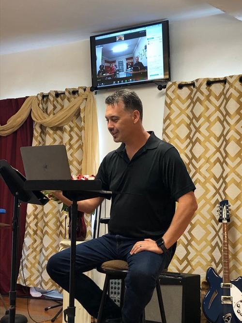 Apostle Craig Toach - Live class 2019