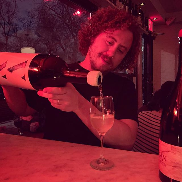 what a night! @selectionsdelavina pouring big bottles that are never big enough, astonishing tapas by @diavanna ! let's do it again 🍷👍🏼🥘