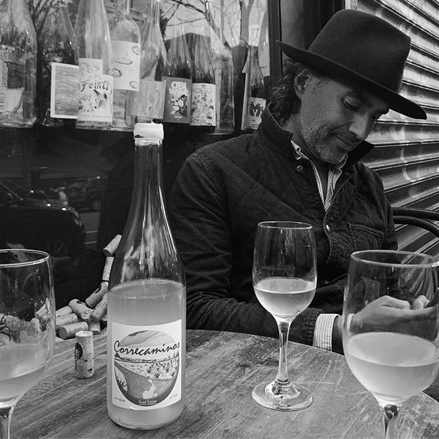 this is the place #naturalwine  #petitpaulettebk  #brooklyn