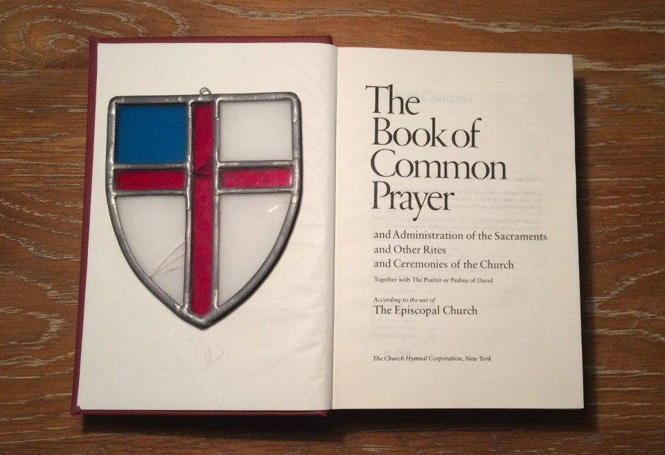 The Book of Common Prayer (or BCP for short) is the source of our worship rites and includes our beliefs, rubrics and practices as well. As the name suggests, it is the people's book, and we are a people of the book.