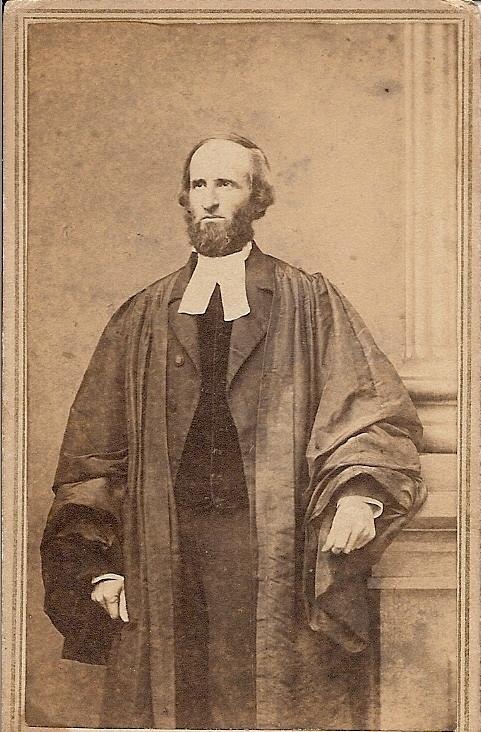 The Rev. Sam Cowell